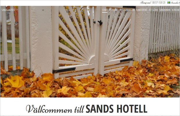 Sands Hotell
