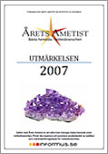 Årets Ametisttidning 2007