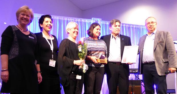 Rönneberga Konferens - tredjepristagare i Årets Ametist 2016